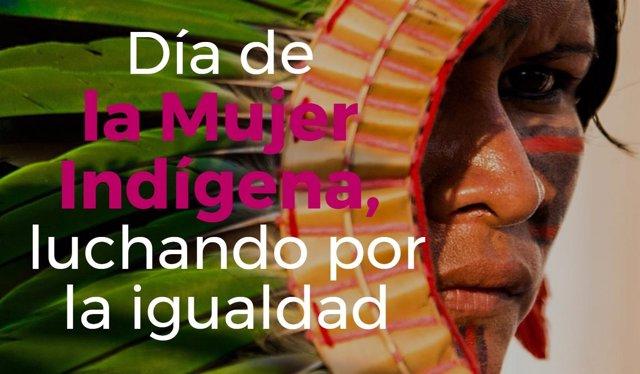 Día de la mujer indígena, luchando por la igualdad