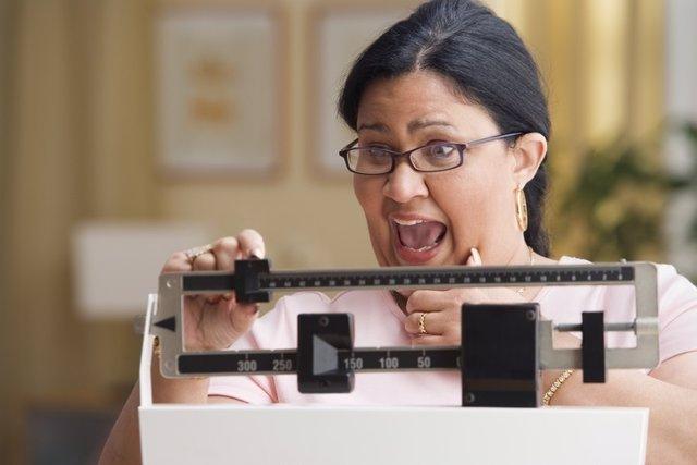 Mujer, obesidad. Adelgazar