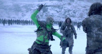 VÍDEO: Así creó Juego de Tronos el colosal ejército del Rey de la Noche