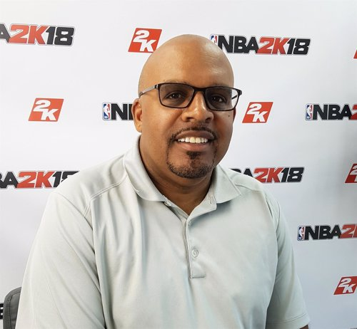 Rob Jones, productor de NBA 2K18