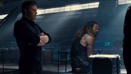 Liga de la Justicia: Nueva imagen del Batman de Ben Affleck