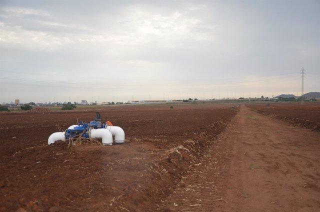 Rotura Llano Sabinar