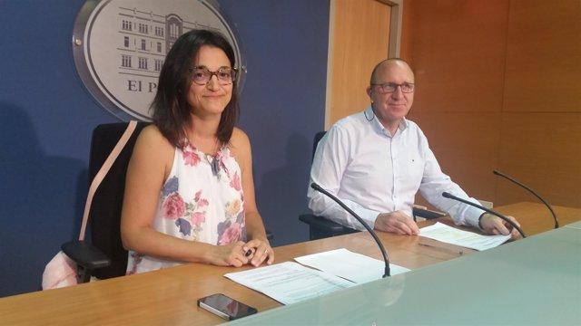 Maria José Alcover Y Andreu Alcover