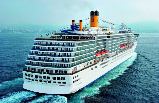 Costa Mediterranea de Costa Cruceros