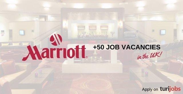 Marriot empleo