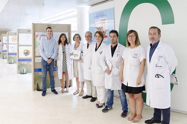 Hospital Gregorio Marañón, equipo de mamografía