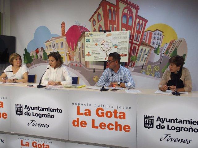 Presentación Vuelta al Cole del Ayuntamiento