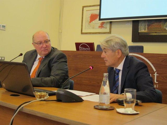 Salvador Guillermo y Valentí Pich