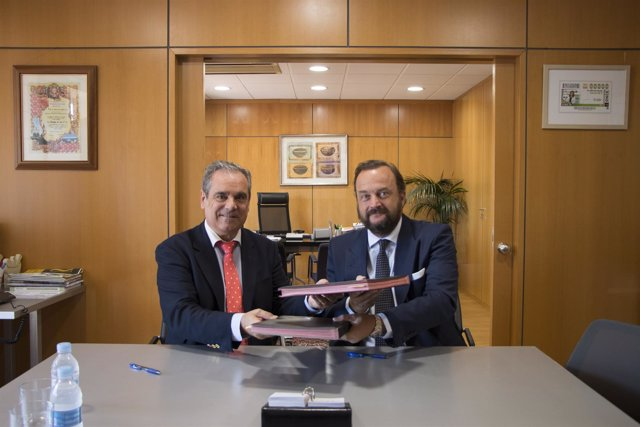 Acuerdo del CGCOF y FAS