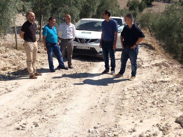 Nota Daños Caminos Rurales