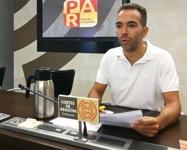 El PAR urge al Gobierno de Aragón a elaborar un plan de ciberseguridad
