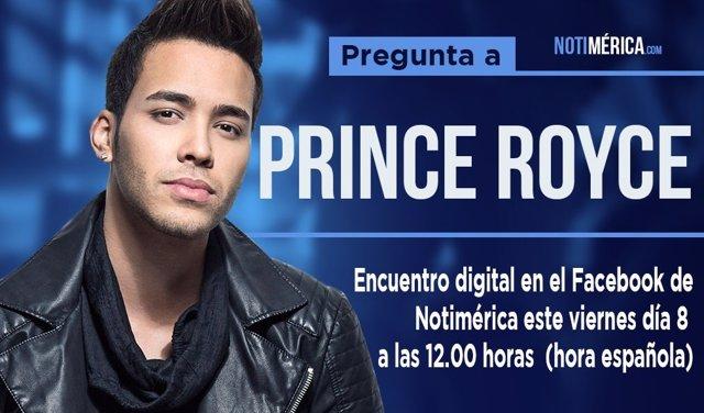 Encuentro Prince Royce