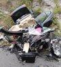 Foto: El director de la DGT apunta como posible causa del accidente de Pancorbo la somnolencia del conductor del turismo