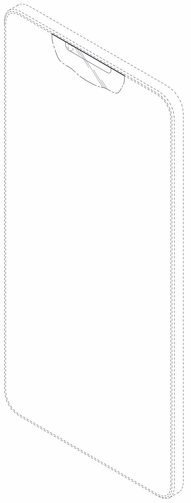 Una patente de Samsung da pistas sobre una pantalla sin marcos para ...
