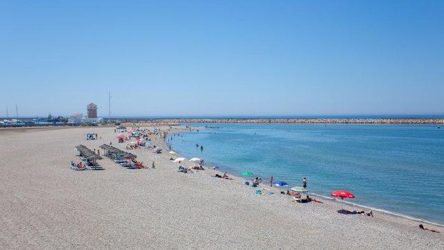Playa de Almerimar