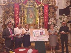 La ONCE dedicará un cupón al IV Centenario de la Traslación de la Virgen de Guadalupe de Baena (Córdoba)