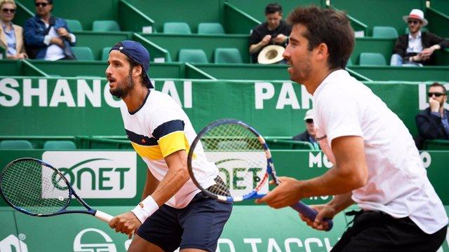 Feliciano López y Marc López