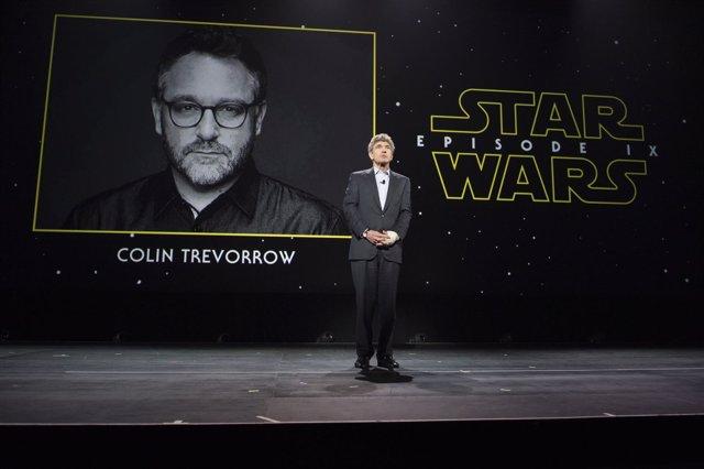 Presentación de 'Star Wars IX' en la D23 Expo 2015