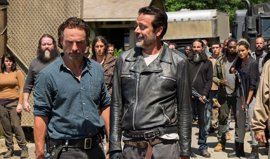 Sinopsis oficial de la 8ª temporada de The Walking Dead: Rick capitanea la guerra contra Negan