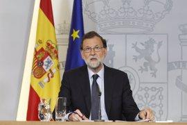 Rajoy pedirá al TC que prohíba todos los pasos que dé hoy el Parlamento catalán hacia el referéndum