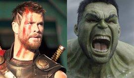 """El Thor vs Hulk de Ragnarok será """"el combate del siglo"""""""
