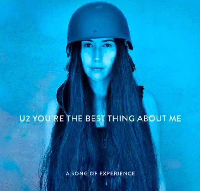 U2 YOURE THE BEST THING ABOUT ME