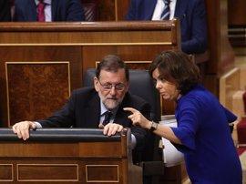 Rajoy pide al TC que anule la tramitación de la ley de referéndum y se actúe contra Forcadell por delito penal
