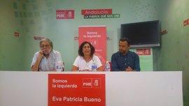 """El sector sanchista del PSOE reivindica """"la participación de las bases"""" y apoya a Eva Patricia Bueno"""