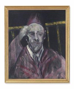 Retrat del Papa de Francis Bacon 'Head with Raised Arm'