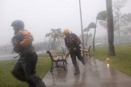 El huracán Irma golpea gravemente el Caribe