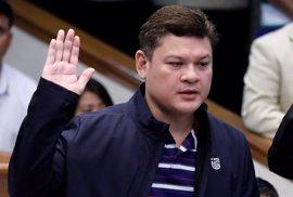 El hijo de Duterte niega tener relación con un cargamento de drogas incautado en Manila