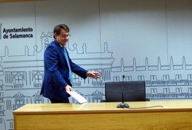"""Mañueco aboga por responder con """"firmeza y proporcionalidad"""" frente a """"un golpe a la Democracia"""" en Cataluña"""