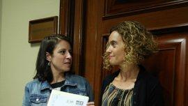 El PSOE registra su propuesta de Comisión parlamentaria para la modernización del modelo territorial