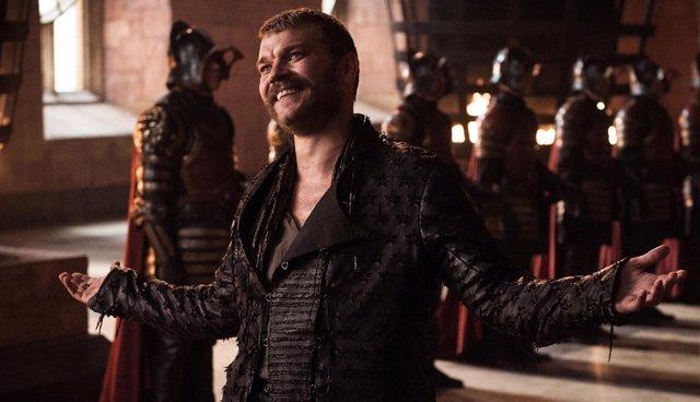 Euron Greyjoy en Juego de tronos