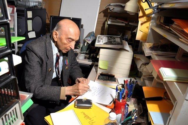 Lotfi A. Zadeh, creador de la lógica difusa