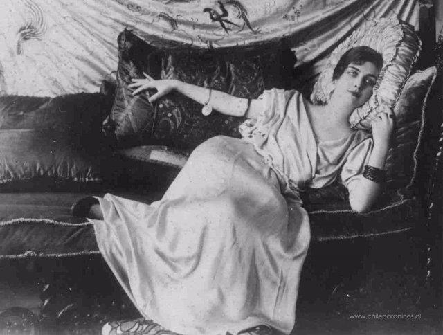 Teresa Wilms Montt, la escritora que destilaba mujer