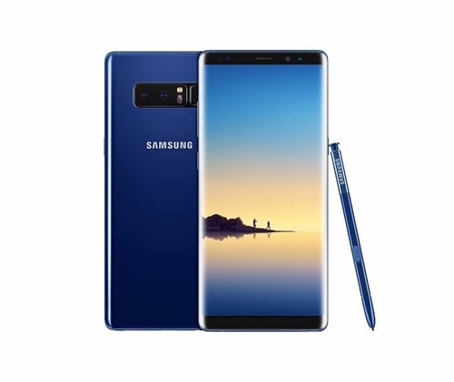 Samsung Galaxy Note8 azul