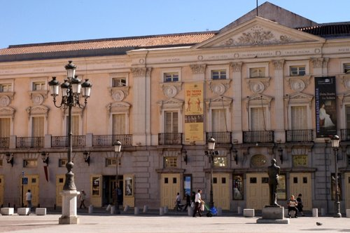 Teatro Español De Madrid