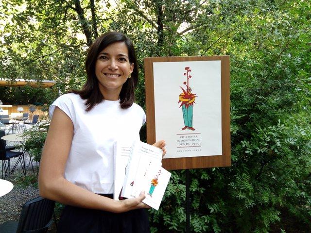 La directora de Quaderns Crema, Sandra Ollo