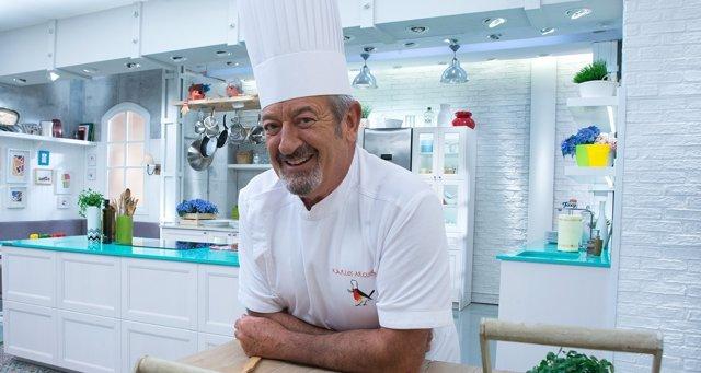 39 karlos argui ano en tu cocina 39 estrena su 8 temporada en for Cocina carlos arguinano