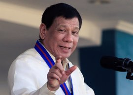 Duterte descarta retomar las conversaciones de paz con los rebeldes comunistas en Filipinas