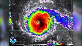 Irma baja a categoría 4 y tras pasar por Cuba y Bahamas llegará a EEUU para pasar a la historia por su tamaño y duración