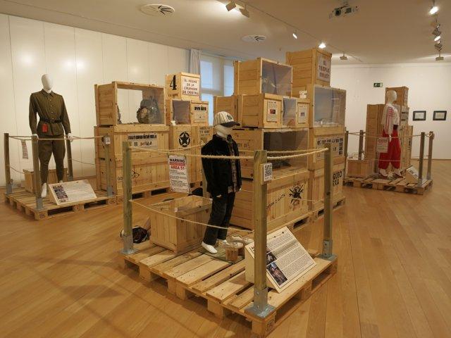 L'exposició 'A la cerca dels tresors perduts'