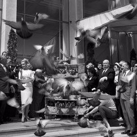 El Festival de Cine Francés de Málaga expondrá fotos de Hitchcock, Buñuel o Chabrol en el certamen de Cannes