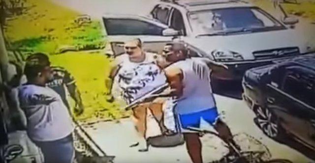 Un cliente dispara a un panadero por venderle