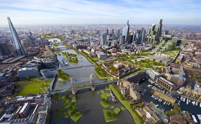 Internet de las cosas ciudad del futuro