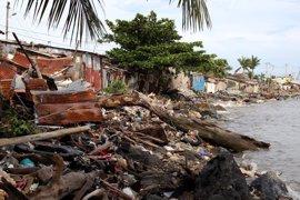 Más de 14.000 desplazados por el huracán Irma en República Dominicana