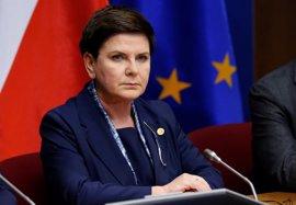 """La primera ministra polaca reclama a Alemana las reparaciones de guerra por """"decencia"""""""