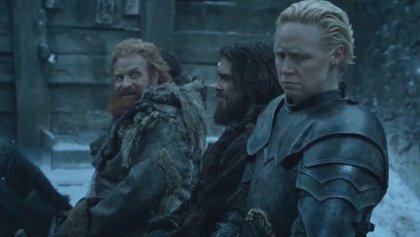 Juego de Tronos: Tormund y Brienne, un 'romance' que va más allá de la pantalla
