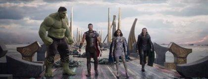 Thor pone nombre a su grupo en el brutal spot de Ragnarok, The Ravengers